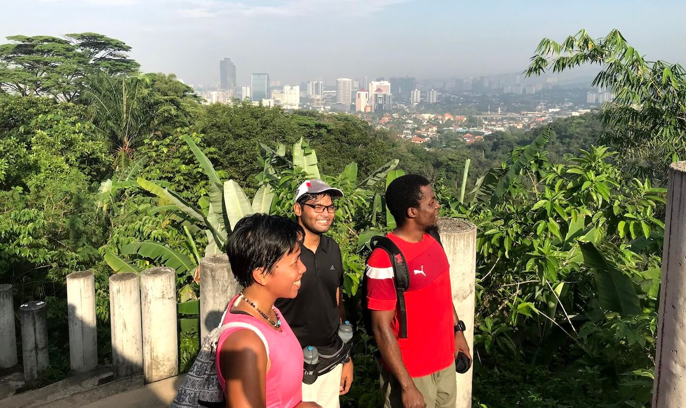 Bukit Gasing Forest Reserve Trail